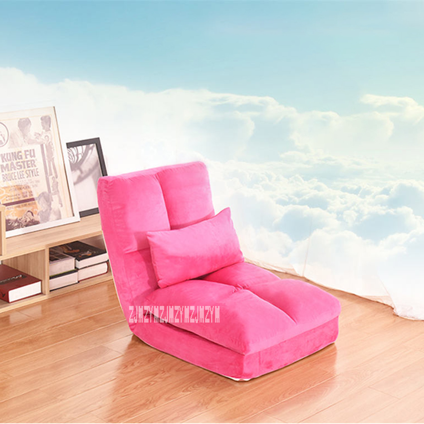Superb Us 46 41 9 Off B154 Living Room Comfortable Sofa Bedroom Chaise Longue Single Sleeping Bed Foldable Reading Sofa Balcony Adjustable Lazy Sofa In Forskolin Free Trial Chair Design Images Forskolin Free Trialorg