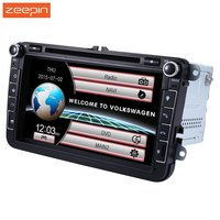 Universal 8 Inch Car DVD Player 2Din GPS Navigation In Dash Auto Radio WCE Systerm With