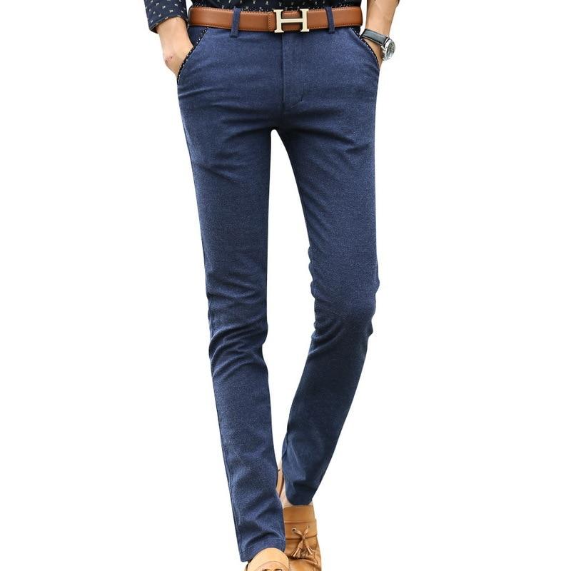 Blue Men Pants | Gpant