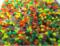 1pack  Crystal Mud Soil Water Beads Bio Gel Ball For Flower/Weeding/Decoration For kids toys