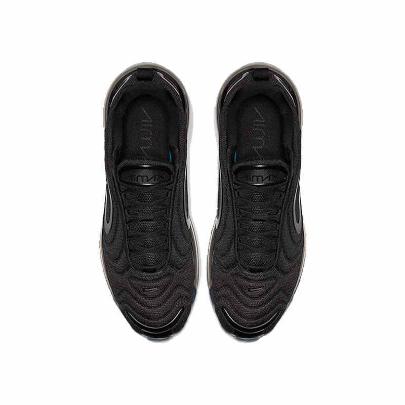 Оригинальный Nike Оригинальные кроссовки Air Max 720 Для мужчин; дышащие кеды для бега спортивная обувь 2019 Весна новое поступление AO2924-004