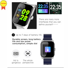 smart wristband Blood Pressure Smart Bracelet Heart Rate Monitor Sport Fitness Tracker IP67 Waterproof Wristband men Watch