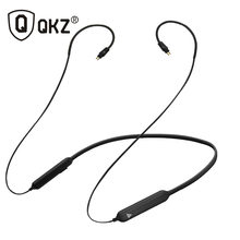 2020 PIZEN BT30 aptx hd qcc3034/BT70 BT56 kabel Bluetooth do słuchawek QKZ VK1 VK2 VK6 V80 2pin 0.75mm zastąpiony kabel BT ie80(China)