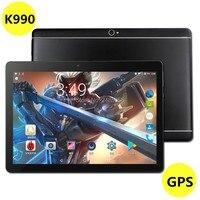10 дюймов планшет Octa core 3g 4G FDD LTE 4G B Оперативная память 128 ГБ Встроенная память планшет с двойной камерой 10 10,1 Google Android 7,0 tablet Wi Fi Bluetooth