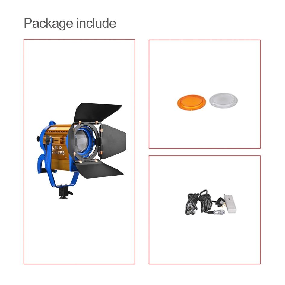 ALUMOTECH-Wireless-Remote-Bi-color-150W-LED-Fresnel-Spotlight-For-Video-Studio-Cemera-Lighting(1)