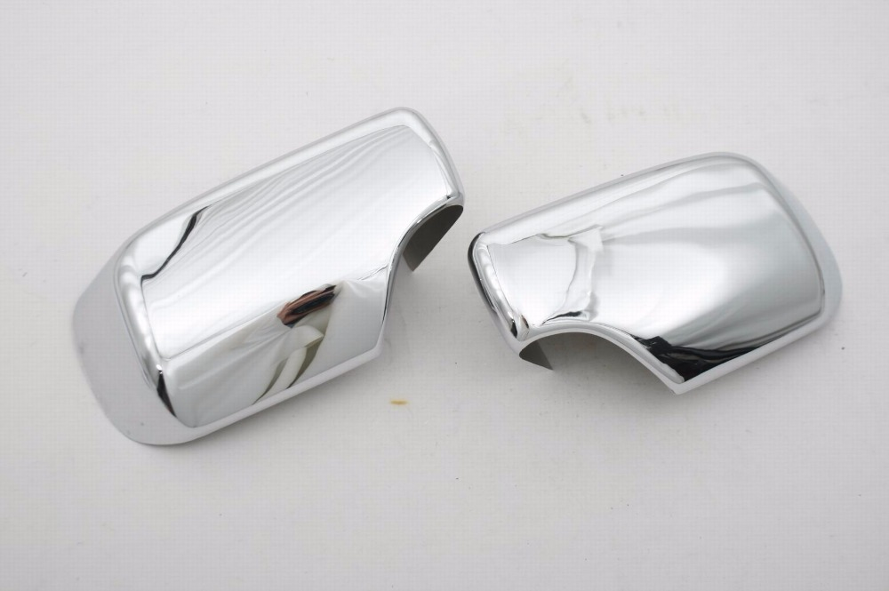 High Quality Chrome Styling Side Mirror Cover for BMW E46 free shipping