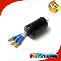 Brushless Inrunner 4 Pole RC Car Motor Sensorless for 1:16 1:18 Car (FREE SHIPPING)