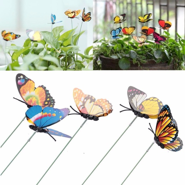 Butterfly Garden Decoration Set