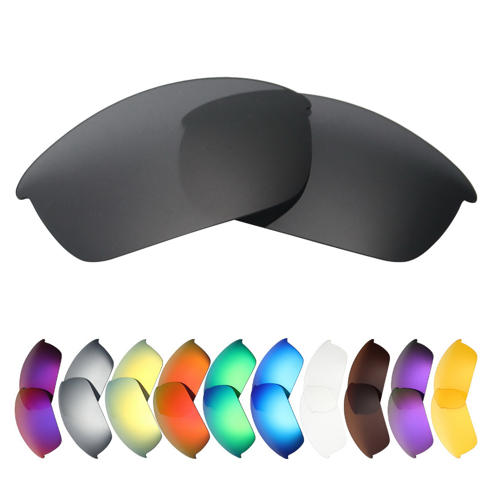 3e35152307 Mryok Anti-Scratch POLARIZED Replacement Lenses for Oakley Flak Jacket Sunglasses  Lens - Multiple Options