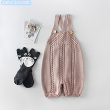 Knit Baby Clothes Autumn Knitted Baby Ro