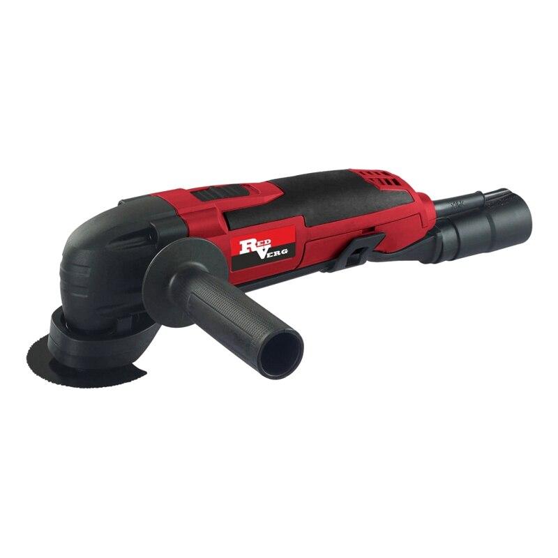 Multitul RedVerg RD-MT350 (Ergonomic grip, case, connecting vacuum cleaner) инструмент многофункциональный redverg rd mt350
