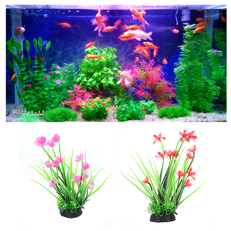 Online buy wholesale theme fish tank from china theme fish for Aquarium decoration online