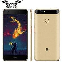 "Original Huawei Nova Women 4G LTE Mobile Phone 4GB 64GB MSM8953 Octa Core 5.0"" FHD 1920X1080px Dual SIM 12MP 3020mAH Fingerprint"