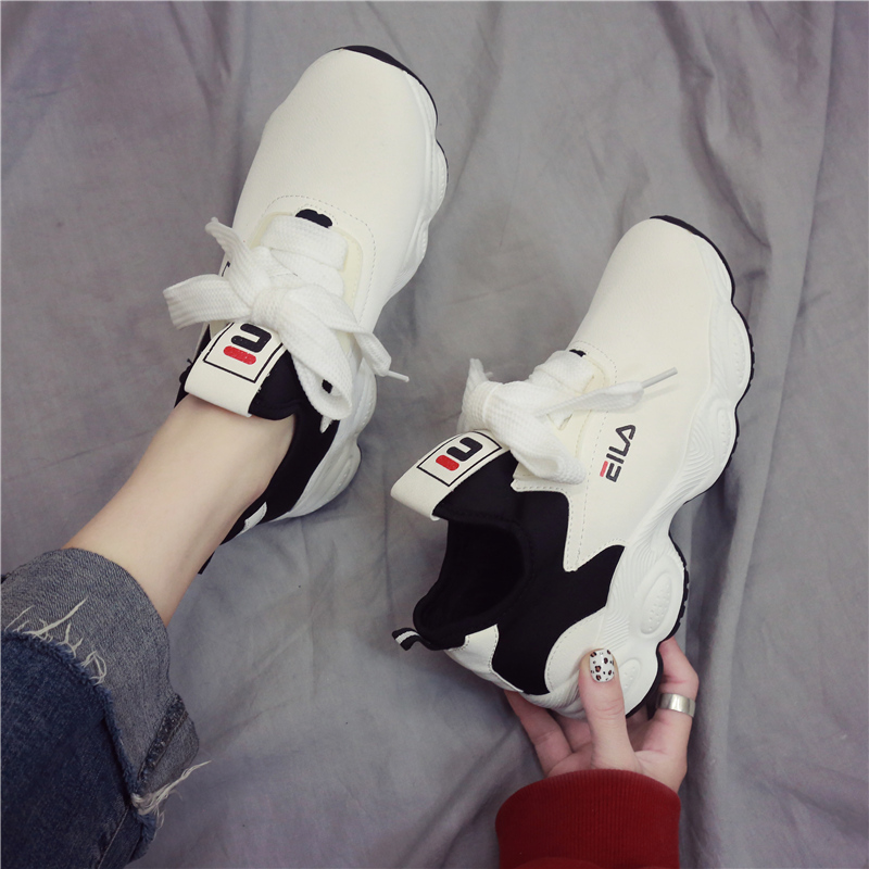 2019 New Stylish Woman Running Shoes Increasing 4C