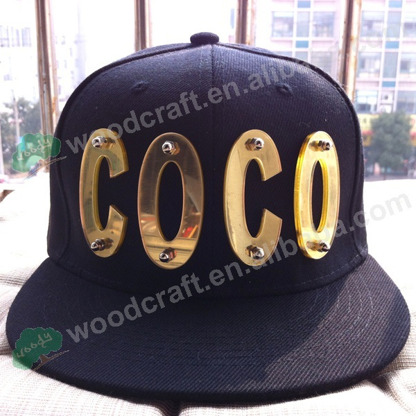 3D carta hiphop cap chapéu rebite hiphop boné de beisebol do chapéu Artesanal de cristal Mario pico tampão cabido tampas snapbacks basquete