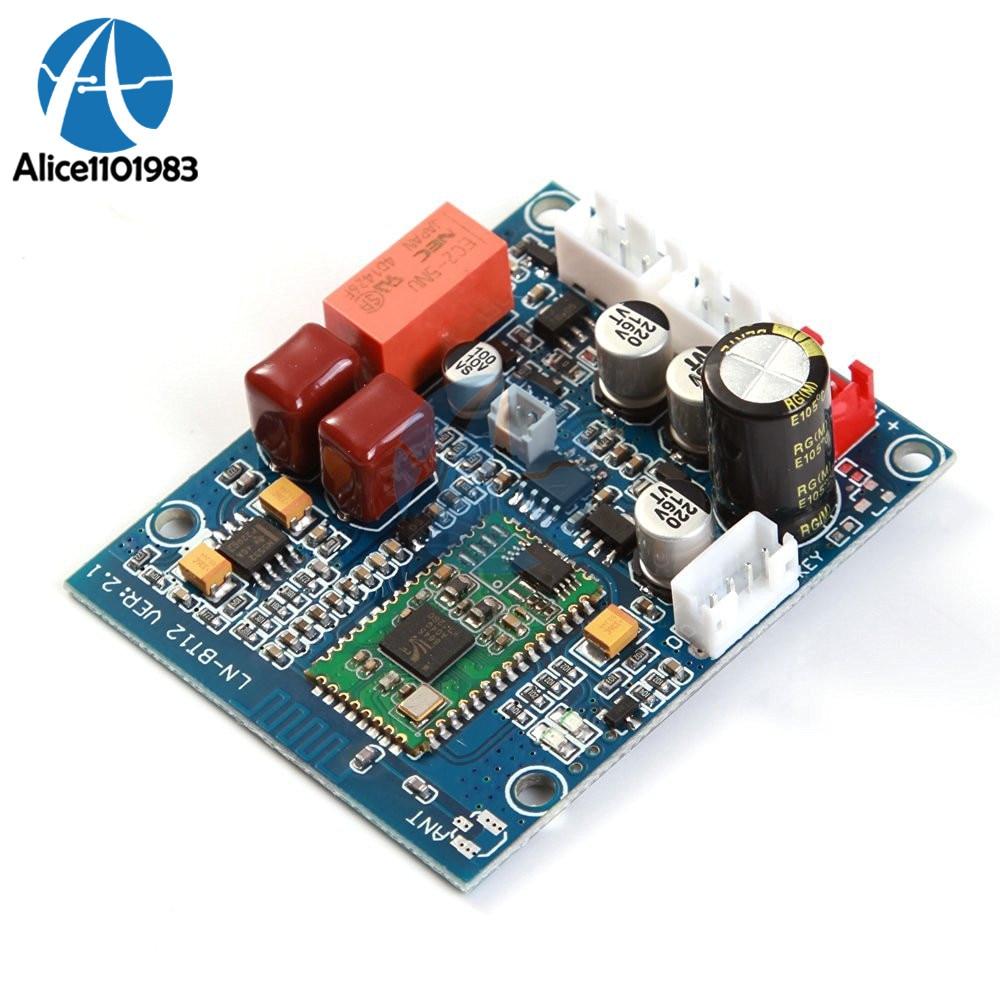 Bluetooth 4.0 CSR 8635 Wireless Stereo Module CSR-BC8635 Audio Speaker Headphone