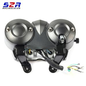 Image 2 - Tachymètre de Moto, jauge de vitesse, Instrument, horloge, sans moniteur de vitesse, pour YAMAHA YBR125 YBR YB 125 K YBR125K
