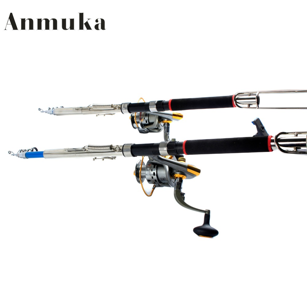 Anmuka automatic fishing rod sea river lake for Automatic fishing pole