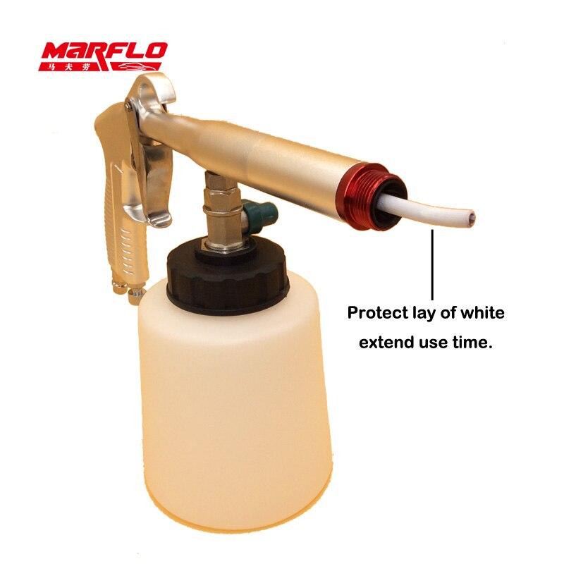 Marflo roulement Tornador outils de lavage de voiture Tornado pistolet propre intérieur de haute qualité 2017 nouvelle édition - 2