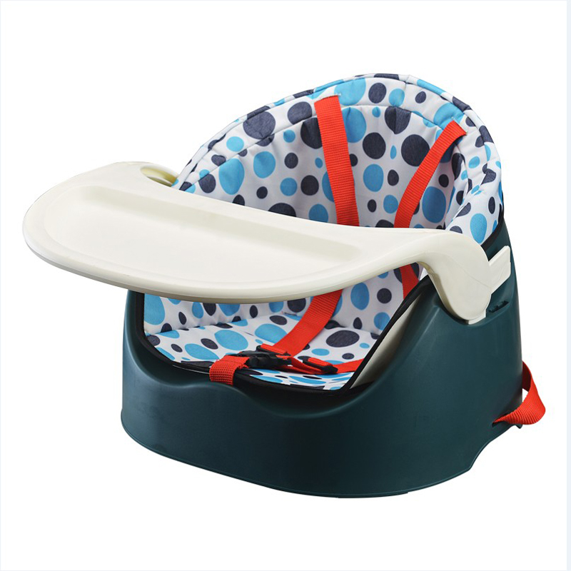 Protable Baby Booster Seats Eating Dining Chair PP Plastic Booster Seat Children Booster Safety Baby Chair Feeding Seat