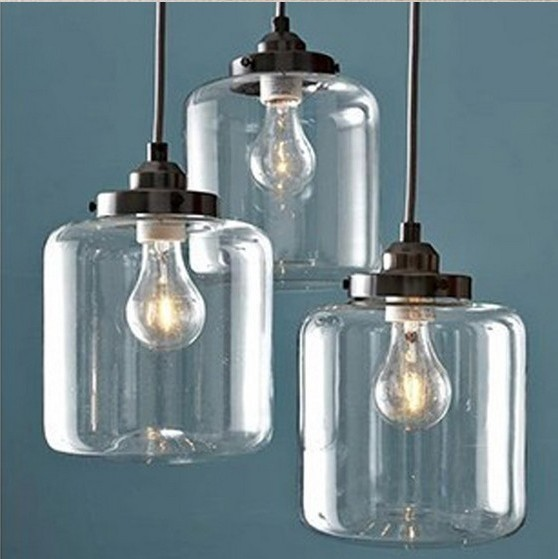 Glass jar pendant light Transparent Glass Jar Pendant Lights Nordic Modern Creative Art Glass Suspension Lights Bar Restaurant Bedroom Pendant Lamp Lights Aliexpress Glass Jar Pendant Lights Nordic Modern Creative Art Glass Suspension