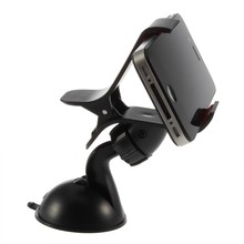 Universal Car Phone Holder Stand For iPhone 6 Huawei Xiaomi Samsung J5 A5 S7 Edge S6 Redmi Note 3 Pro 6s Plus 5 5S 5C 4S GPS