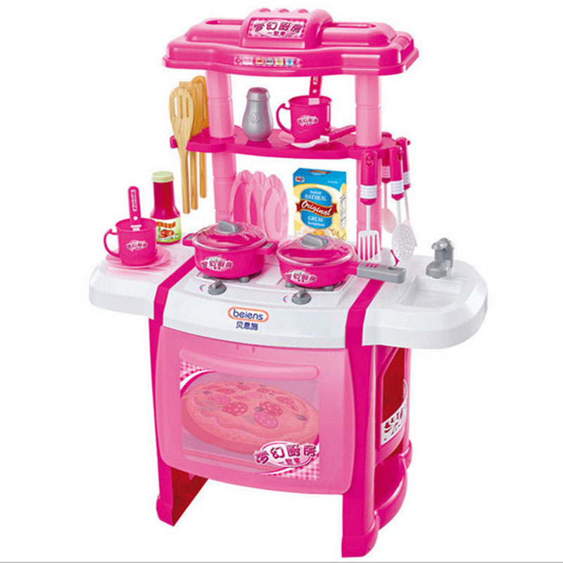 Kitchen for children picture more detailed picture about for Kitchen set toys divisoria