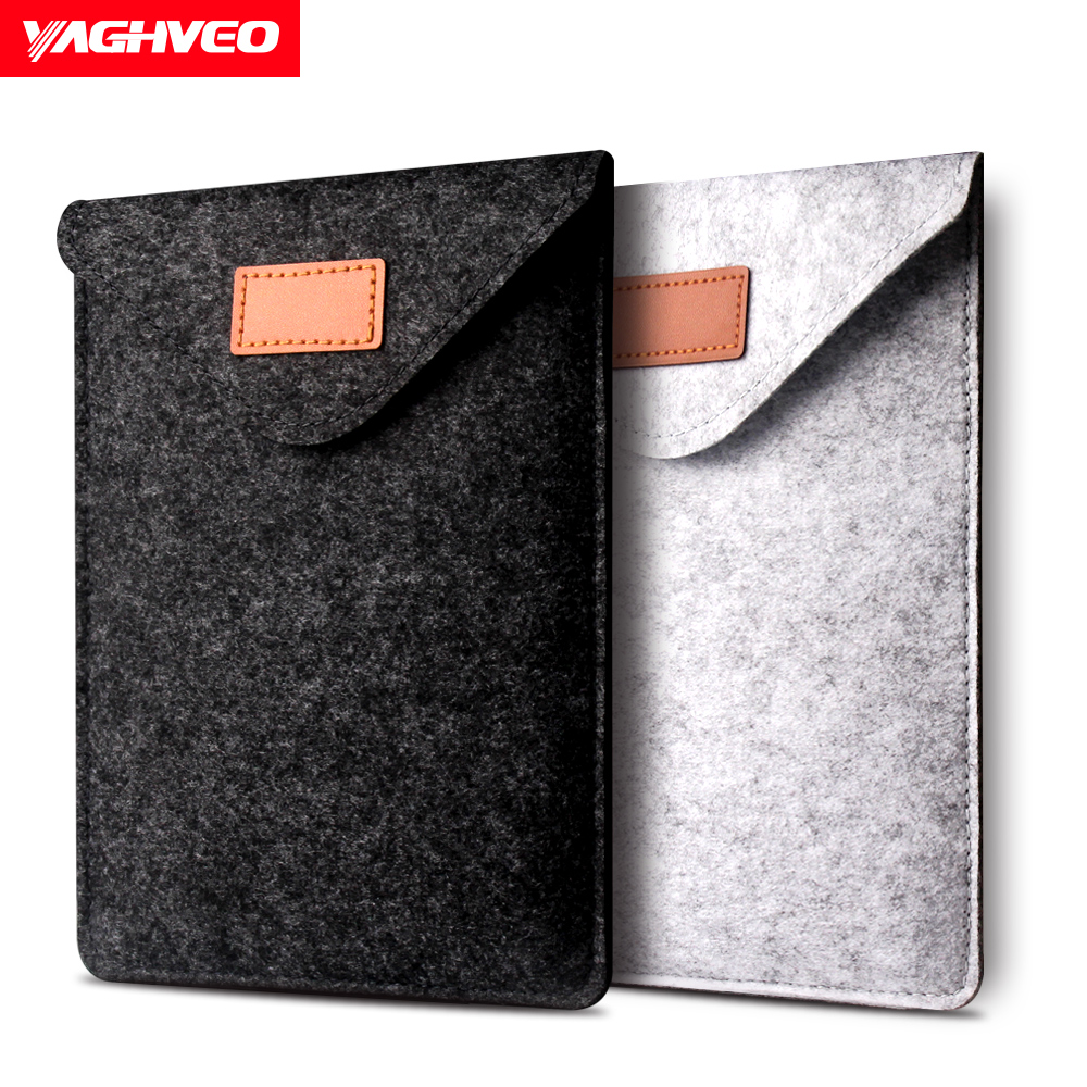 Soft Sleeve Bag Tablet Case For 9.7 Inch & 7.9 Inch Tablet PC For Men Woman Soft Liner Pouch Bag For IPad Samsung Xiaomi Pad