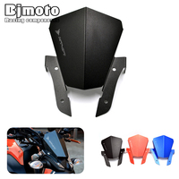 Bjmoto New For Yamaha MT 07 MT07 MT 07 FZ07 FZ 07 Motorbike Motorcycle Windshield Windscreen