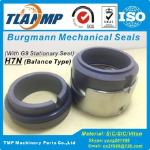H7N-60/G9 Burgmann механических уплотнений   H7N серии сбалансированного уплотнения с уплотнительным кольцом для насосов(размер вала: 60/65 мм
