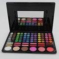 60 Color Eye Shadow +12 Color Lip Gloss + 6 Color Blusher Set Fine Beauty Makeup Set Waterproof Female Makeup Products