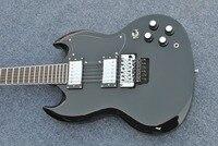 Китай Custom Shop хром Floyd Rose тремоло SG Тони Lommi Электрический Гитары как изображение для продажи