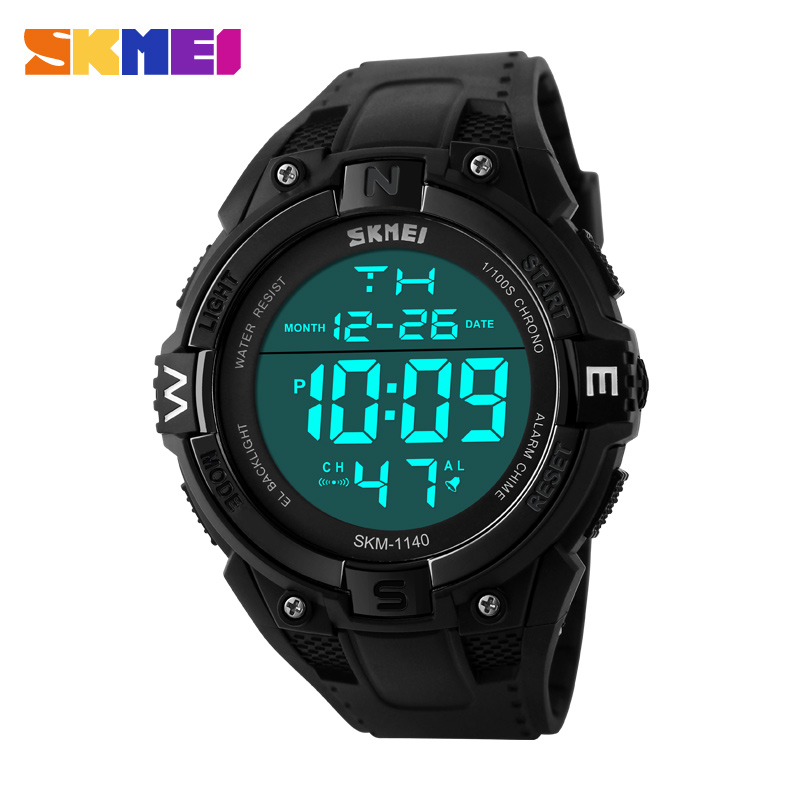 font b Skmei b font Brand Outdoor Sports Watches Men LED Digital Watch Multifunction Men