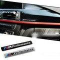 De coches de estilo en los coches de metal 3D etiquetas engomadas divertidas del coche para el coche BMW m m3 m5 X1 X3 X5 X6 e36 E39 e46 E30 e60 E90 e92 F30 f10 accesorios