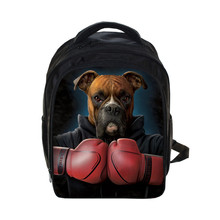 Animal Prints Backpack For Teenagers Boys School Bags Mini Backpack Kindergarten Kids Waterproof Backpacks Mochila Escolar