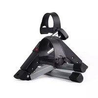 mini pedal exercise bike Leg trainer lazy stovepipe sports equipment fitness machines for home rehabilitation