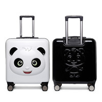 Children's suitcase,Caster cute baby trolley case,Kids Luggage,Men and women boutique suitcases,Gift password box,Boarding BOX