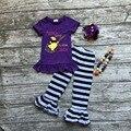 Meninas roupas boutique halloween outfits meninas qual o caminho para o doce do Dia Das Bruxas roupas menina cair roupas com acessórios