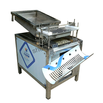 Commercial Automatic Quail Egg Shell Peeling Machine Quail Egg Peeler Quail Egg Sheller 10000pcs/h(about 150kg) Stainless Steel фото