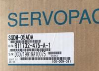 NEW YASKAWA SERVOPACK SGDM 05ADA SERVO DRIVER BRAND NEW IN ORIGINAL PACKAGING