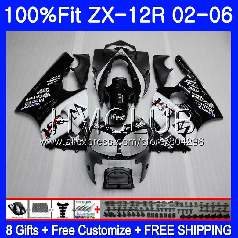 New Oil Filter Kawasaki ZX-12R Ninja ZX1200 Motorcycle 1200cc 00 01 02 03 04 05
