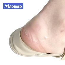 10 cái/lốc dính Hydrocolloid bàn chân Đầm Vỉ thạch cao da chân chăm sóc vết thương Y Tá dán giảm đau chăm sóc sức khỏe