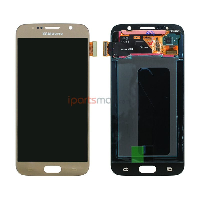 Original LCD Screen Display With Touch Digitizer Assembly For Samsung S6 G920 G920F G920I G920X G920A G920V Ship By DHL EMS