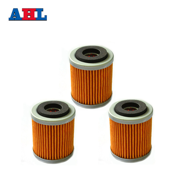 3Pcs Motorcycle Engine Parts Oil Grid Filters For YAMAHA WR426F WR