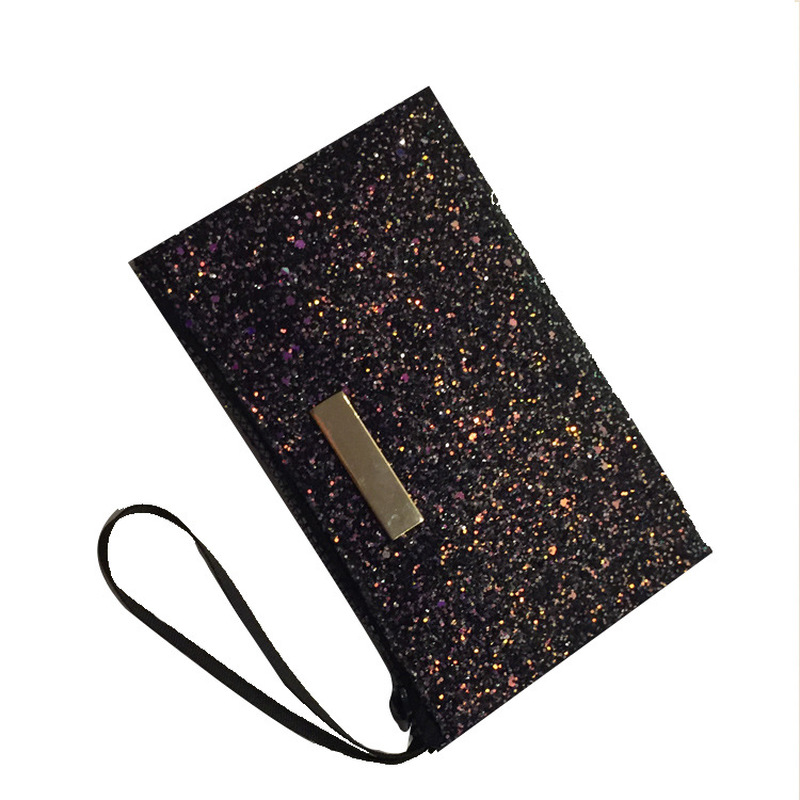 Cosmetic Bags Sequins Handbag Cosmetic Bag Women Girl's Pencil Bags High Quality Make Up Bag  Cosmetic Case