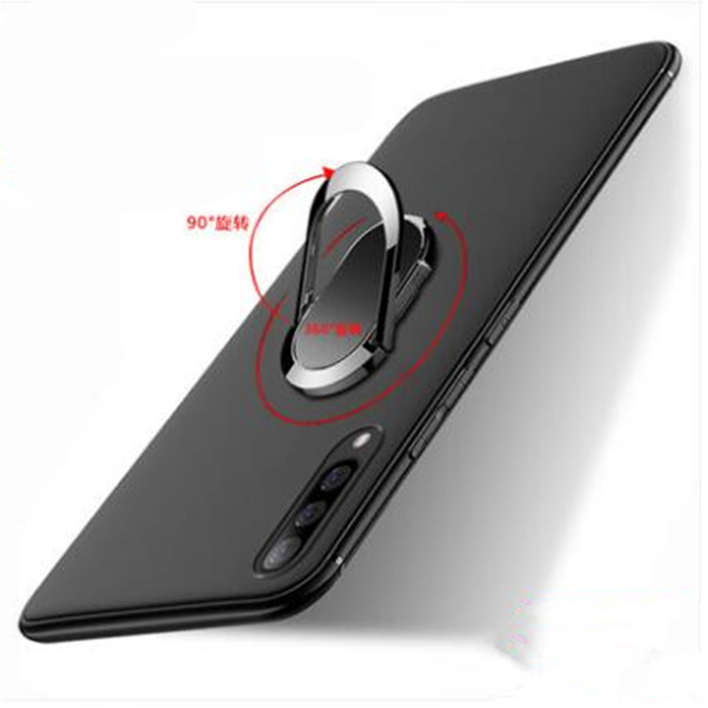 For <font><b>Samsung</b></font> <font><b>A50</b></font> Soft Case Magnetic Magnet Car Finger Ring Case For <font><b>Samsung</b></font> <font><b>Galaxy</b></font> <font><b>A50</b></font> GalaxyA50 A 50 <font><b>A505</b></font> SM-A505F A505F Cover image