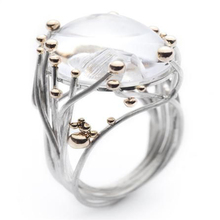 Fashion White Stone Ring for Women Gift Wedding Band Engagement Rings Jewelry Charm Ladies Dating Ring Anillos Mujer L5Q723 kcaloe lady women green stones ring charm brand jewelry antique black rhinestone natural stone wedding anniversary rings anillos