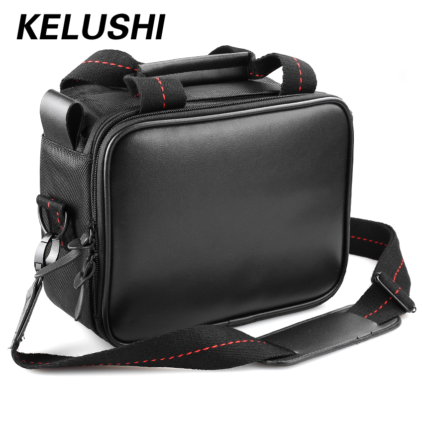 Free Shipping KELUSHI FTTH High Quality Fiber Optic Tool Empty Package Special Tool Kit Fiber Hardware / Network Tools Empty Bag
