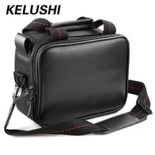 KELUSHI FTTH Kit de herramientas especiales de fibra, herramientas de red, bolsa vacía, envío gratis
