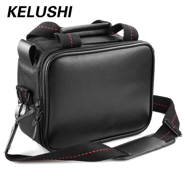 شحن مجاني KELUSHI FTTH جودة عالية الألياف Pptic أداة حزمة فارغة مجموعة أدوات خاصة الألياف الأجهزة/شبكة أدوات فارغة حقيبة